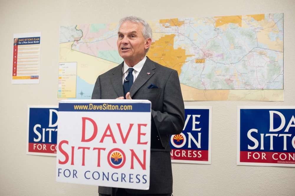 CD8 GOP Candidate Dave Sitton Announces 10-Point Plan for Border