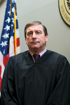 U.S. District Judge Andrew Hanen of Brownsville