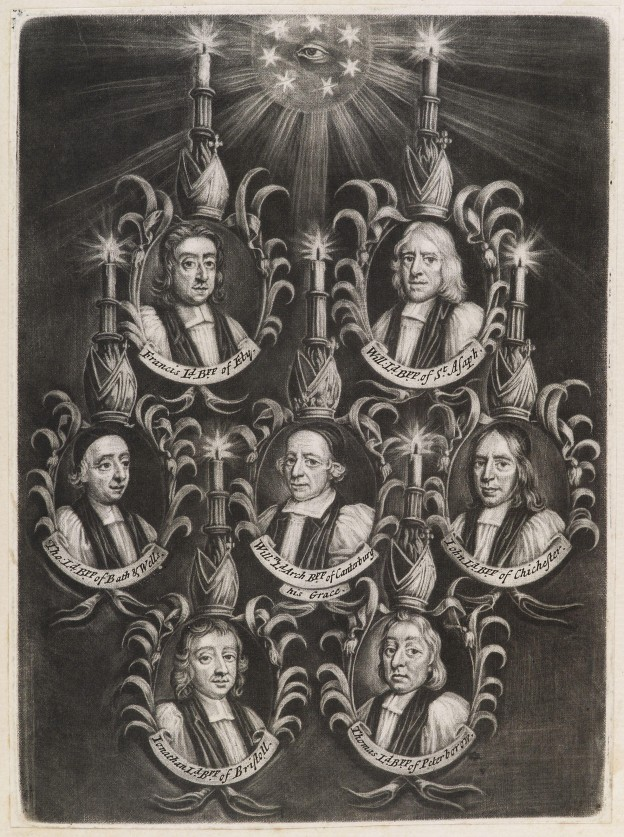 The_Seven_Bishops_Committed_to_the_Tower_in_1688_by_John_Smith